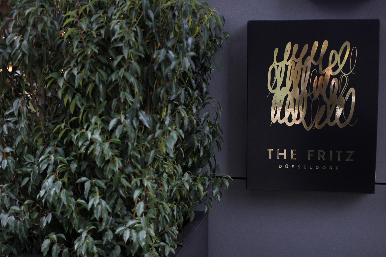 The Fritz Hotel Duesseldorf!