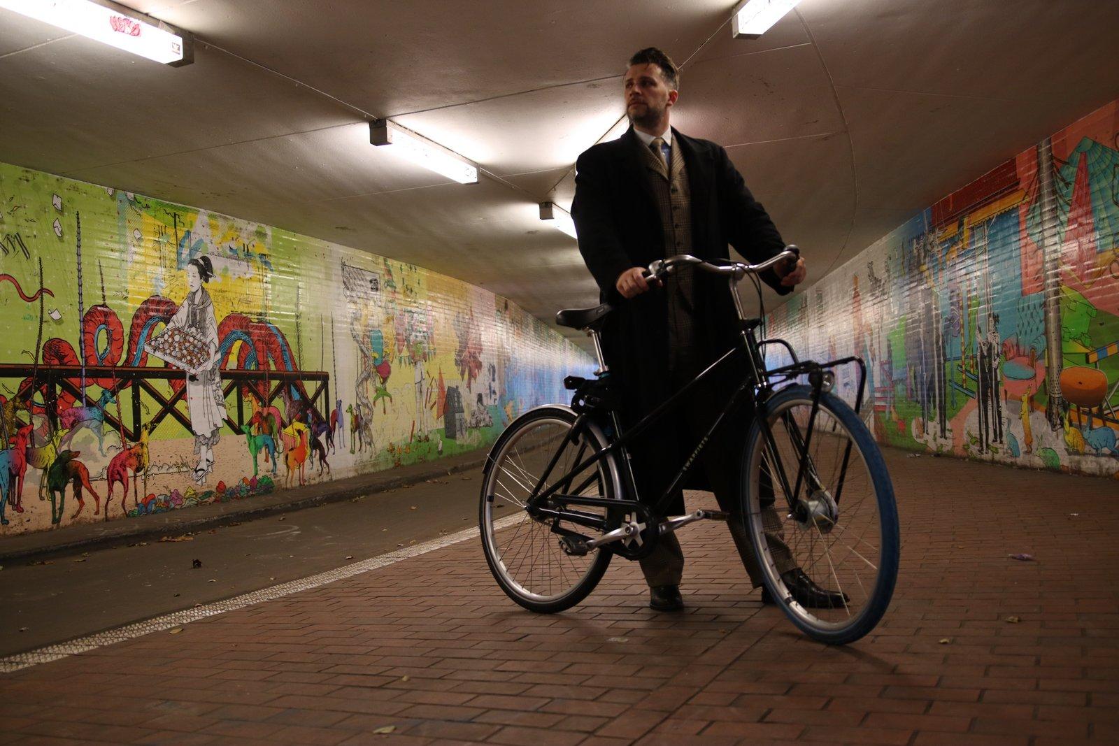 Swapfiets Bremen Gentleman