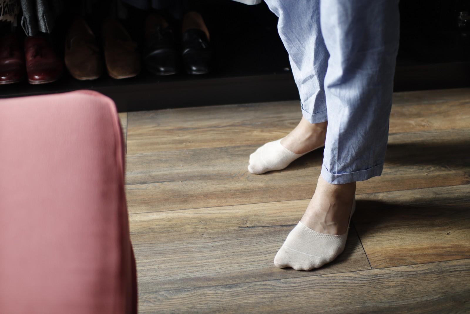 FALKE Invisible Socks - die Herrensocken für den Sommer